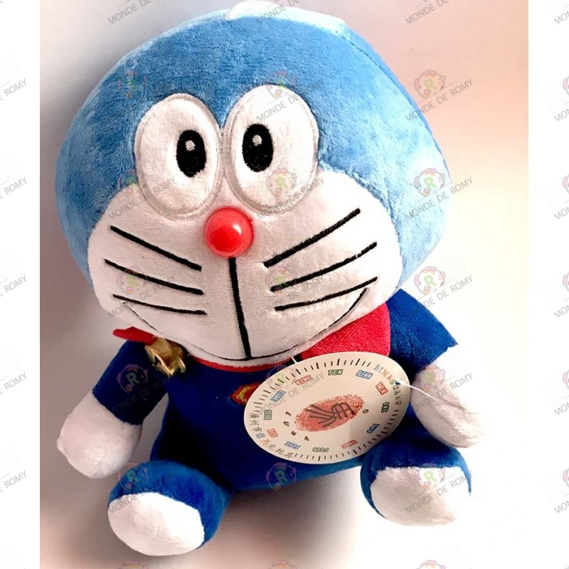 Peluche Doraemon Superman