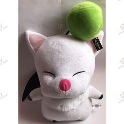Plush Mog Moogle Green Ball from Final Fantasy XIV Online