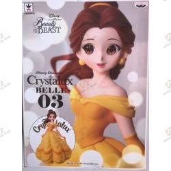 Figurine Disney Characters Crystalux: Belle figurine 03