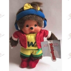 monchhichi girl sporty