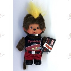 monchhichi SEKIGUSHI punk  meets air guitar