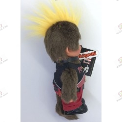 Monchhichi-Sekiguchi - Punk - Meets airguitar Japan