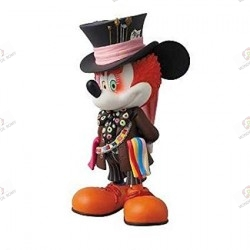 mickey mouse: mad hatter( figurine)