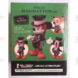 mickey mouse: mad hatter( arriere)