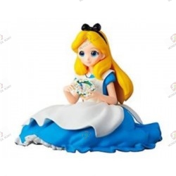 Figurine Disney Characters Crystalux: Alice figurine 01