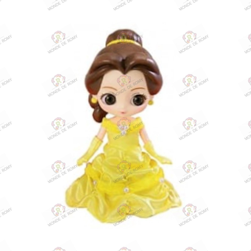 Disney Characters CUICUI Premium Doll belle