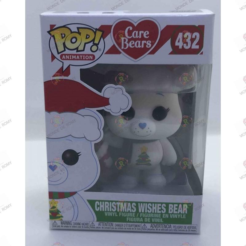 Care Bears- Funko Pop : Christmas Wishes BEAR