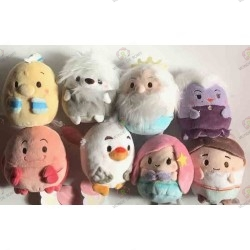 Tsum Tsum lot little mermaid