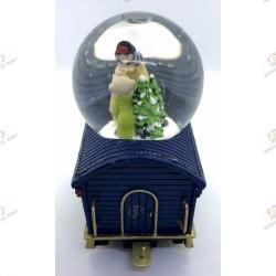 Wagon Bradford Exchange- snowglobe Snow White -Disney