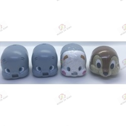 Disney Lot of 4 Dumbo Gashapons