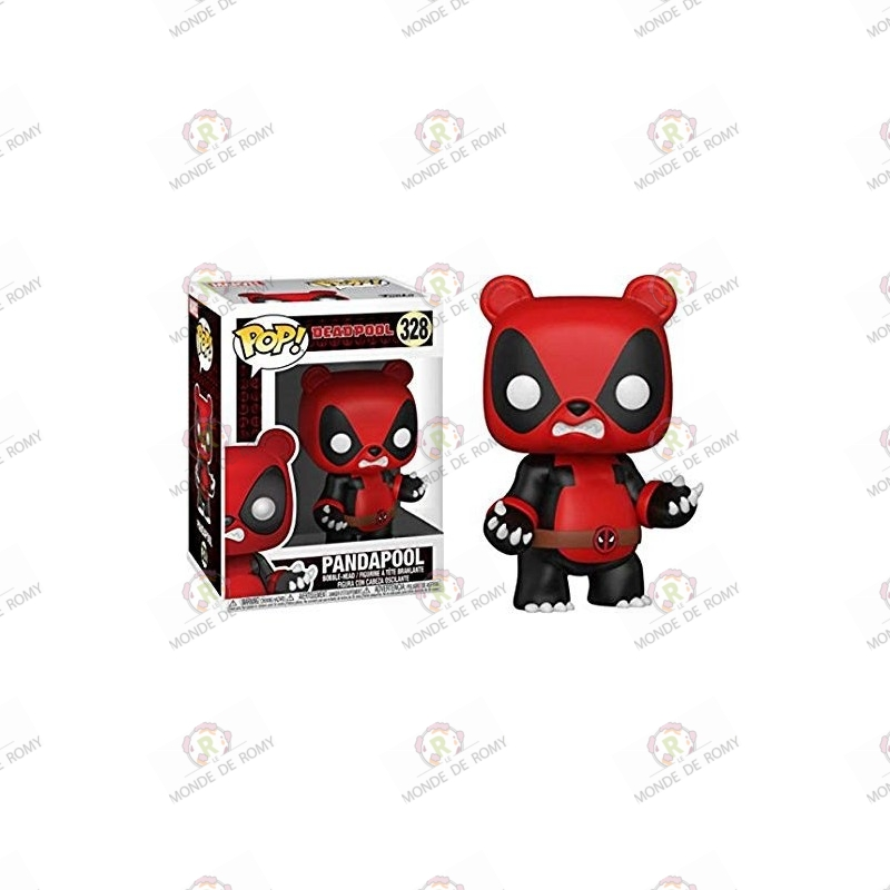 Funko Pop -deadpool- Pandapool-328