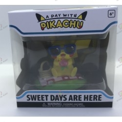 Funko pikachu- A DAY WITH PIKACHU-Sweet days are here