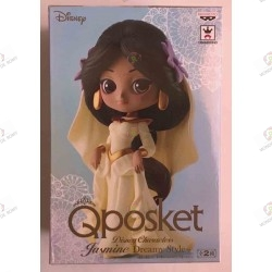 FIGURINE Disney characters QPOSKET Dreamy Style : Jasmine (color) - exclusif JAPON