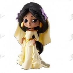 FIGURINE Disney characters QPOSKET Dreamy Style : Jasmine (color) - exclusif JAPON