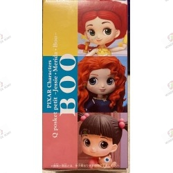 FIGURINE Pixar characters QPOSKET Small - Boo- exclusive JAPAN