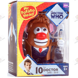 Figurine Mr Patate Dr Who 10th Doctor 2005-2010 boite