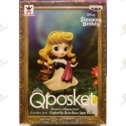 FIGURINE Disney  characters QPOSKET Petit:  Briar rose exclusif JAPON