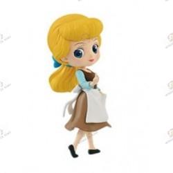 FIGURINE Disney  characters QPOSKET Petit: Cinderella- exclusif JAPON