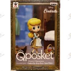 FIGURINE Disney  characters QPOSKET Petit: Cendrillon - exclusif JAPON