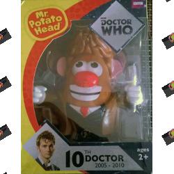 Figure Mr Potato- Dr Who 10th Doctor 2005-2010