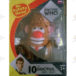 Figurine Mr Patate Dr Who 10th Doctor 2005-2010 boite 2