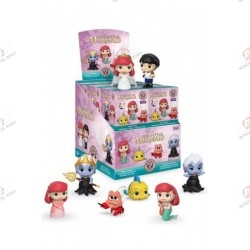 display the little mermaid with Mystery Mini figurine 8 pcs-