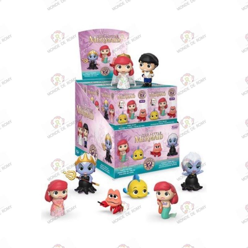 display the little mermaid with Mystery Mini figurine 8 pcs-
