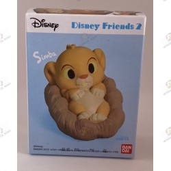 Figurine Disney Friends2 Simba (baby)