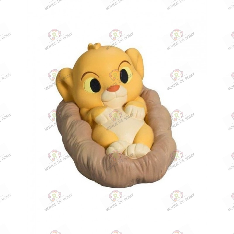 Disney Friends Mini Figure 2  Baby Simba | Bandai