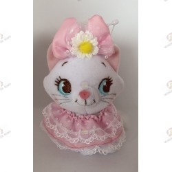Keychain Aristocats Plush Stuffed Fashionable Marie