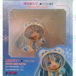 Figurine Vocaloid Nendoroid Hatsune Miku Blue Snow Bear boite face