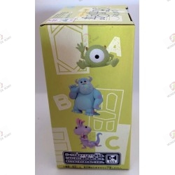 FIGURINE Pixar - Fluffy Puffy Mike - Exclusive Japan