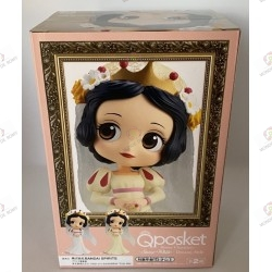 FIGURINE Disney characters QPOSKET Dreamy Style : Blanche Neige (color) - exclusif JAPON