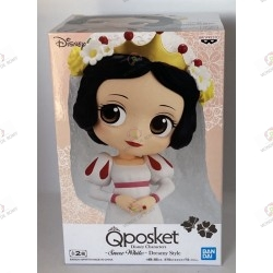 FIGURINE Disney characters QPOSKET Dreamy Style : Snow White - exclusif JAPAN