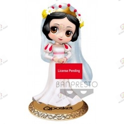 FIGURINE Disney characters QPOSKET Dreamy Style : Blanche Neige  - exclusif JAPON