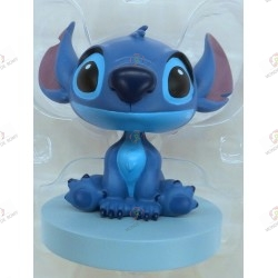 Tokyo Disney Resort- Bubble head Doll Bobblehead dolls Stitch- Japanese Import