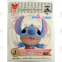 Ichiban Kuji Disney All Stars Moment Happiness J-Prize stitch Chibi Kyun Chara