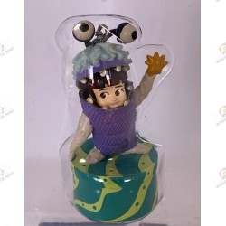 Disney character Monster &cie - Boo- ornements lottery monstres - import Japan