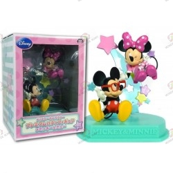 Figurines MICKEY & MINNIE Premium Buddy 2