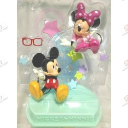 Figurines MICKEY & MINNIE Premium Buddy blister 2