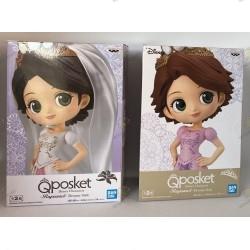 FIGURINE Disney characters QPOSKET Dreamy Style : Rapunzel  - exclusif JAPON