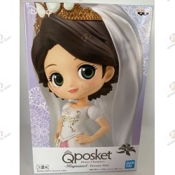 FIGURINE Disney characters QPOSKET Dreamy Style : Raiponce ( robe de mariée) - exclusif JAPON