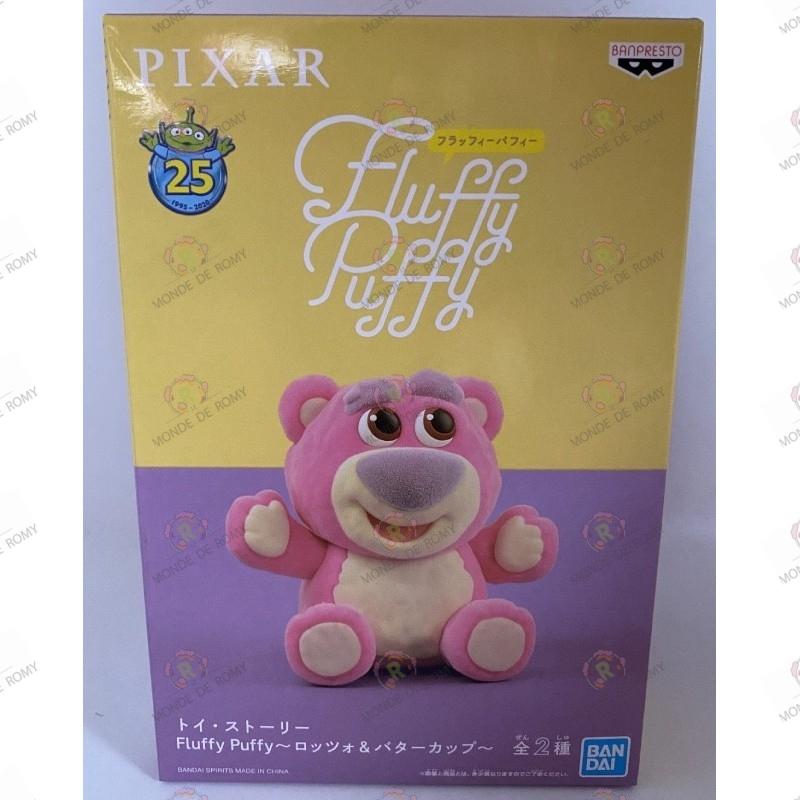 FIGURINE Pixar - Fluffy Puffy Lotso - Exclusive Japan