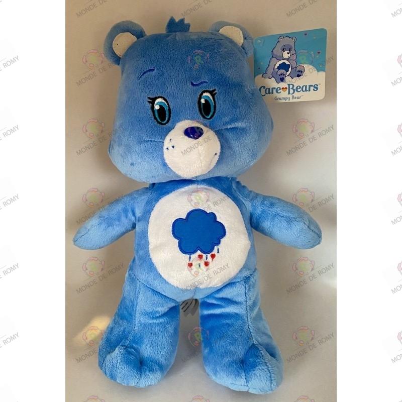 Plush Care bear Grumpy