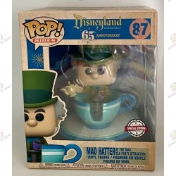 Funko Pop- Mad Hatter At The Mad Tea Party Attraction -87