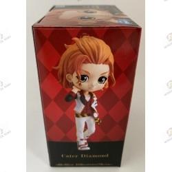 FIGURINE Disney characters QPOSKET Petit - Cater Diamond - Twisted Wonderland- exclusif JAPON