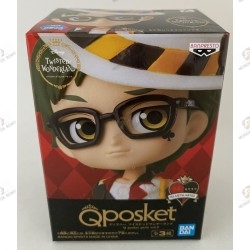 FIGURINE Disney characters QPOSKET Petit -Trey Clover- Twisted Wonderland- exclusif JAPON