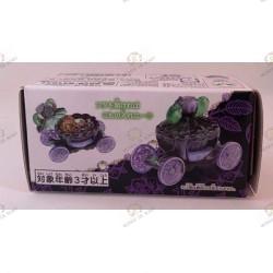 Takara Tomy- Disney Motors- Carosse MALEFICENT- Import Japan