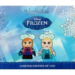 FROZEN – Set vinylmation Anna & Elsa