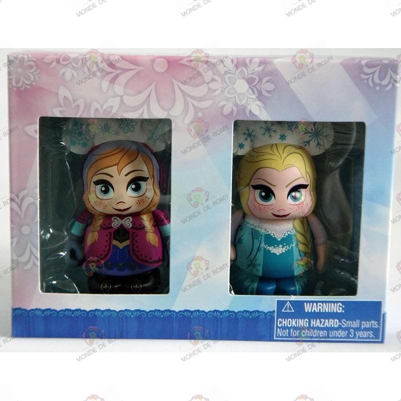 Vinylmation Anna et Elsa du film la reine des neiges